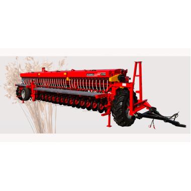Сеялка для посева семян зерновых ЗС-6 Tese