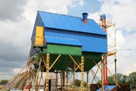 ЗАВ - Зерноочистительный агрегат вороха